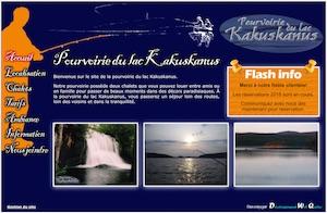 La Pourvoirie du Kakuskanus - Chaudière-Appalaches, Lévis (Lévis) (Les Chutes-de-la-Chaudière-Est)