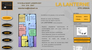 Gîe la Lanterne - Montréal, Montréal