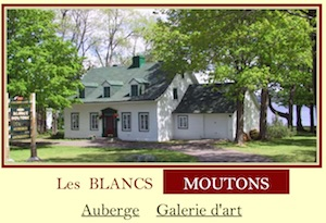 Auberge Les Blancs Moutons - Capitale-Nationale, (M) Saint-Laurent-de-l'Île-d'Orléans