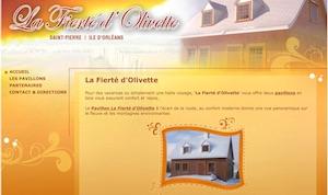 La Fierté d'Olivette - Capitale-Nationale, Saint-Pierre-de-l'Île-d'Orléans