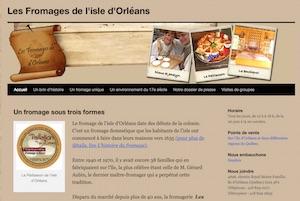 Les Fromages de l'Isle d'Orléans - Capitale-Nationale, Sainte-Famille-de-l'Île-d'Orléans