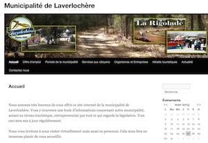Muncipalité de Laverlochère - Abitibi-Témiscamingue, Laverlochère