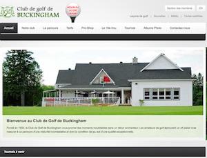 Club de Golf de Buckingham - Outaouais, Gatineau (Buckingham)