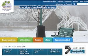 Ville de Plessisville - -Centre-du-Québec-, Plessisville