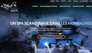 L'Éternel spa - Saguenay-Lac-Saint-Jean, Saint-David-de-Falardeau (Saguenay)