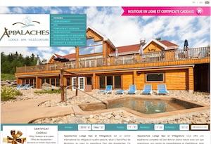 Appalaches Lodge-Spa-Villégiature - Chaudière-Appalaches, Saint-Paul-de-Montminy (Montmagny)