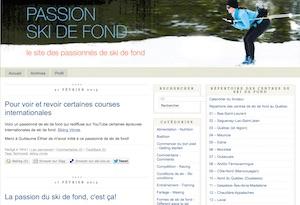 Passion ski de fond - Outaouais, Aylmer