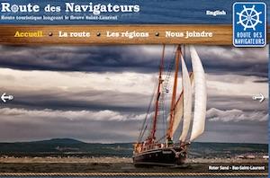 Route des Navigateurs - -Centre-du-Québec-, Princeville