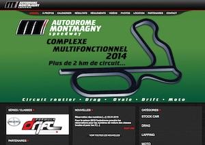 Autodrome de Montmagny - Chaudière-Appalaches, Ville Montmagny (Montmagny)
