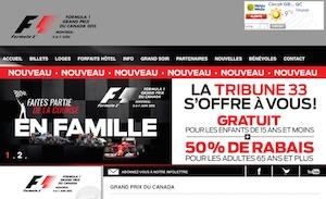 Circuit Gilles Villeneuve - Montréal, Montréal