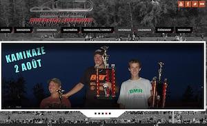 Circuit Riverside Speedway de Ste-Croix - Chaudière-Appalaches, Sainte-Croix (Lotbinière)