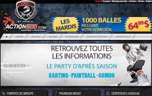 Action 500 - Montréal, Montréal
