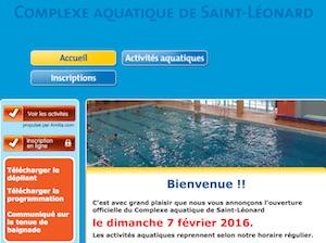 Complexe aquatique de Saint-Léonard - Sodem Inc. - Montréal, Ville de Montréal (Saint-Léonard)