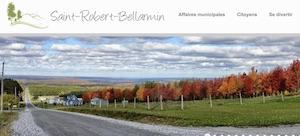 Sentiers pédestres Mont Bélanger - Estrie / Canton de l'est, Saint-Robert-Bellarmin (M)