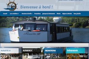 Croisières Alouette - Laurentides, Sainte-Agathe-des-Monts