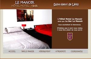 Hôtel Motel le Manoir - Chaudière-Appalaches, Saint-Henri (Bellechasse)