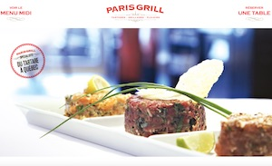 Paris Grill - Capitale-Nationale, Ville de Québec (V)