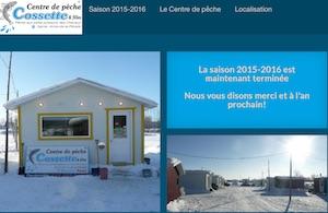 Centre de pêche Cossette et filles - Mauricie, Sainte-Anne-de-la-Pérade