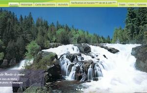 Parc Régional des Chutes Monte-à-Peine-et-des-Dalles - Lanaudière, Sainte-Béatrix