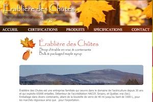 Érablière des Chûtes - -Centre-du-Québec-, Ham-Nord