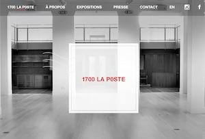 1700 La Poste - Montréal, Ville de Montréal