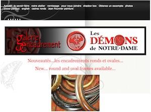 Les Démons de Notre-Dame - Montréal, Montréal