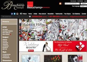 Galerie d'Art Beauchamp - Charlevoix, Baie-Saint-Paul