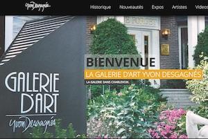 Galerie d'art Yvon Desgagnés - Charlevoix, Baie-Saint-Paul