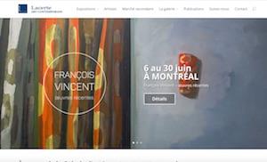 Galerie d'art Lacerte art contemporain - Montréal, Ville de Montréal