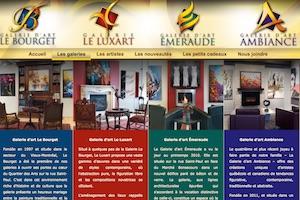Galerie d'art Émeraude - Montréal, Ville de Montréal