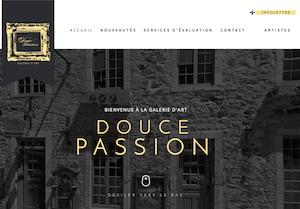 Galerie d'Art - Douce Passion - Capitale-Nationale, Ville de Québec (V)