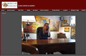 Galerie d'Art Christine Genest - Capitale-Nationale, Cap-Santé