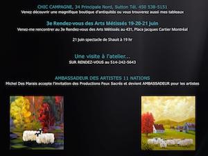 Atelier de Michel Desmarais - Montérégie, Otterburn Park
