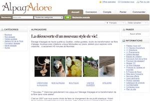 AlpagAdore - Alpagas - Montérégie, Saint-Chrysostome
