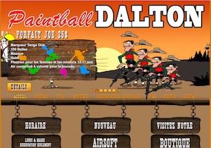 Paintball Dalton - Estrie / Canton de l'est, Weedon