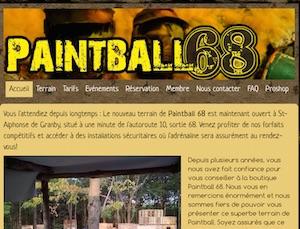 Paintball 68 - Montérégie, Saint-Alphonse-de-Granby