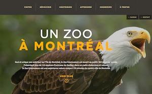 Zoo Ecomuseum - Montréal, Sainte-Anne-de-Bellevue