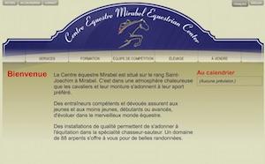 Centre équestre Mirabel - Laurentides, Mirabel