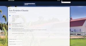 Écuries Chanie - Laurentides, Mirabel