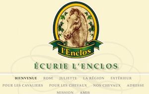 Écuries L'Enclos - Laurentides, Mirabel