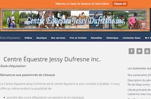 Centre Équestre Jessy Dufresne - Capitale-Nationale, Saint-Augustin-de-Desmaures