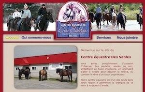 Centre équestre Des Sables - Chaudière-Appalaches, Lévis (Lévis) (Pintendre)