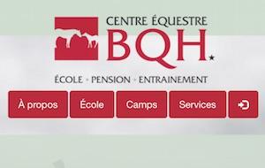 Centre Équestre BQH - Saguenay-Lac-Saint-Jean, Saguenay (Saguenay) (V) (Chicoutimi)