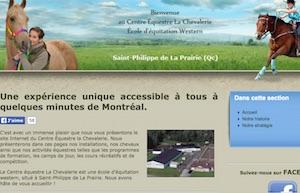 Centre Équestre la Chevalerie - Montérégie, Saint-Philippe