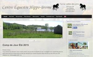 Centre Équestre Hippo-Brome - Estrie / Canton de l'est, Lac-Brome