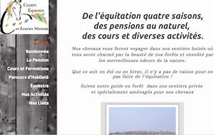 Les Écuries Mistouk - Centre Équestre - Saguenay-Lac-Saint-Jean, Alma (Lac-St-Jean)
