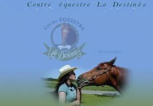 Centre équestre La Destinée - -Centre-du-Québec-, Sainte-Cécile-de-Lévrard