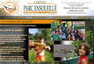 Camping Parc Ensoleillé 2002 Inc - Lanaudière, Rawdon