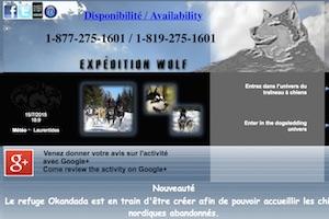 Expédition Wolf - Laurentides, Rivière-Rouge