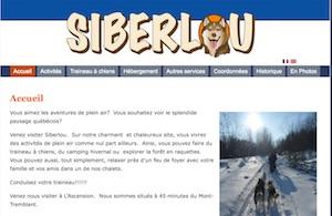 Siberlou - Laurentides, L'Ascension